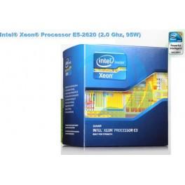 Intel Xeon 6C E5 2620