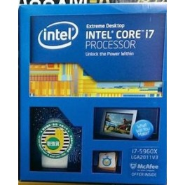 Intel® Core™ i7-5960X Processor Extreme Edition